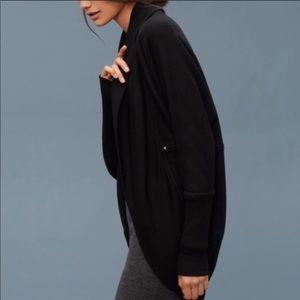 Aritzia Wilfred Diderot Sweater Black Size L